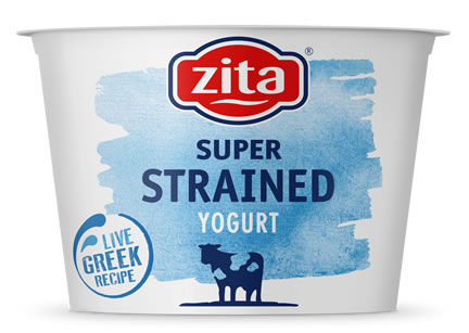 Strained Yogurt 10%