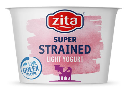 Strained Yogurt Light